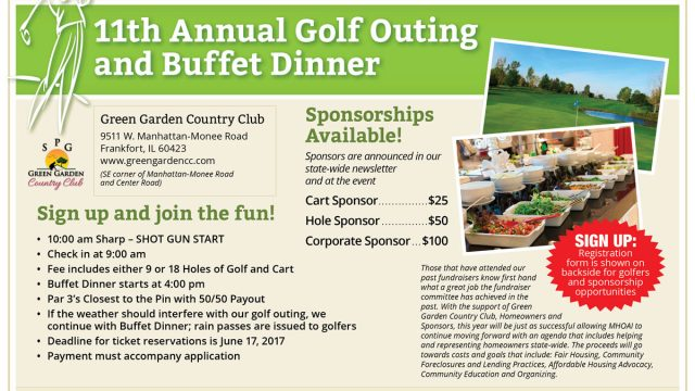 Golfers Surprise & Other Specials